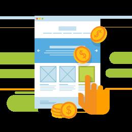 Wordpress honlapkészítéssel a webshop is egyszerűen kivitelezhető.