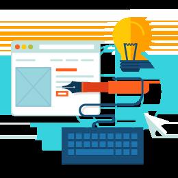 Keresőoptimalizált szöveges tartalom, teljes körű wordpress honlapkészítés.