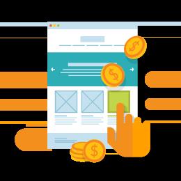 Webáruház wordpress honlapkészítéssel, rendszeres termékfeltöltési lehetőséggel.